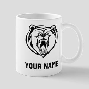 Mean Bear Mugs