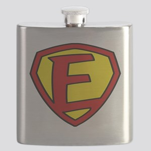 Super F Logo Costume 05 Flask