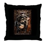 The Jend Throw Pillow