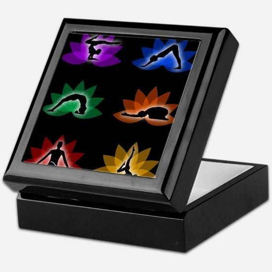 Funny Lotus massage Keepsake Box