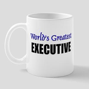 Worlds Greatest EXECUTIVE Mug