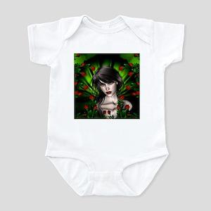 EMERALD ROSE GARDEN Infant Bodysuit