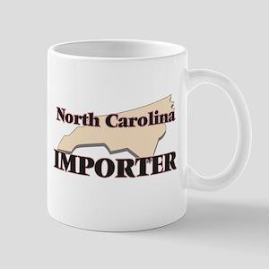 North Carolina Importer Mugs