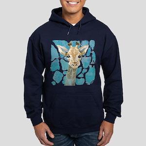 Friendly Baby Giraffe Sweatshirt