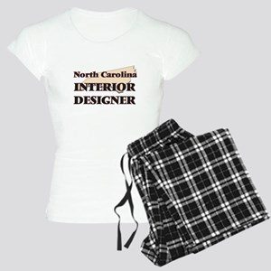 North Carolina Interior Des Women's Light Pajamas