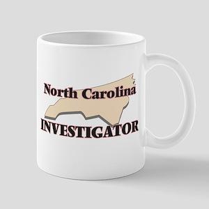 North Carolina Investigator Mugs