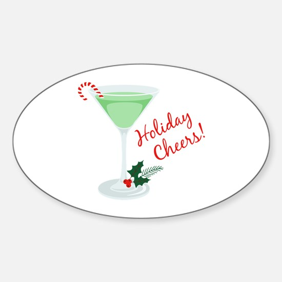 Holiday Cheers Decal