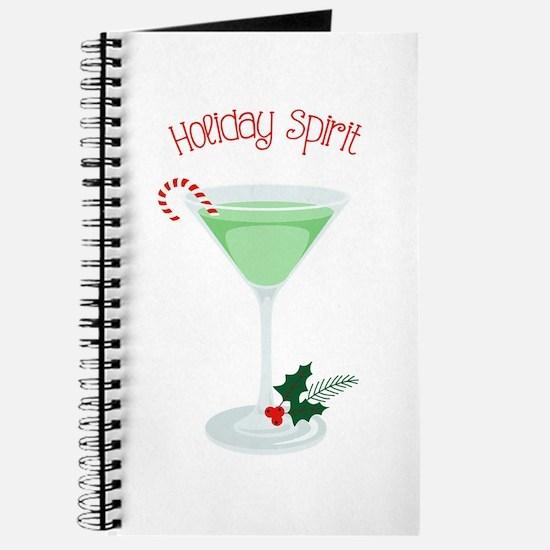 Holiday Spirit Journal