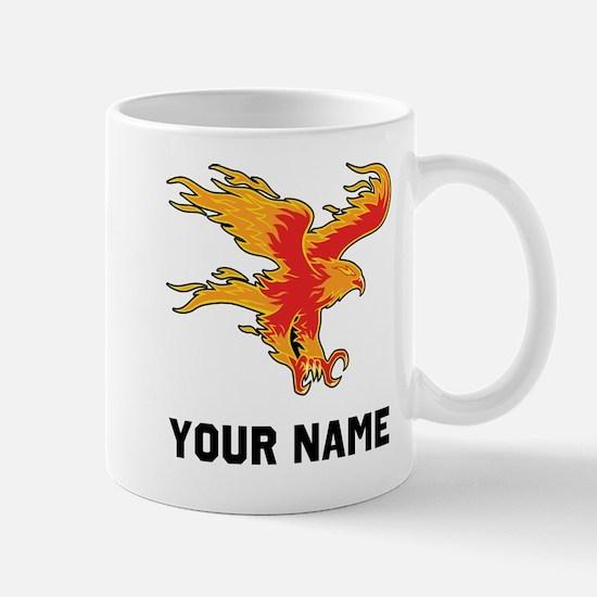 Fire Eagle Mugs