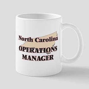 North Carolina Operations Manager Mugs