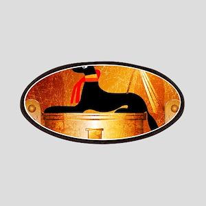 Anubis, ancient Egyptian god Patch