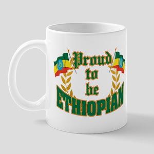 Proud to be Ethiopian Mug