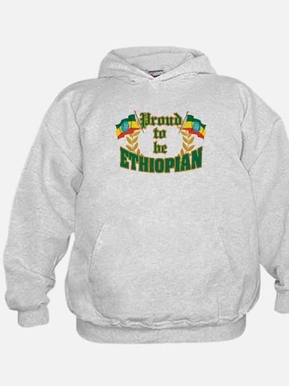 Proud to be Ethiopian Hoodie
