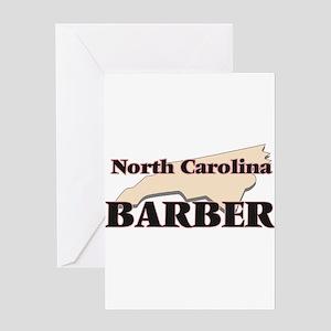 North Carolina Barber Greeting Cards