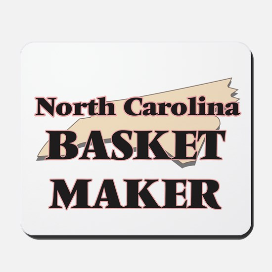 North Carolina Basket Maker Mousepad