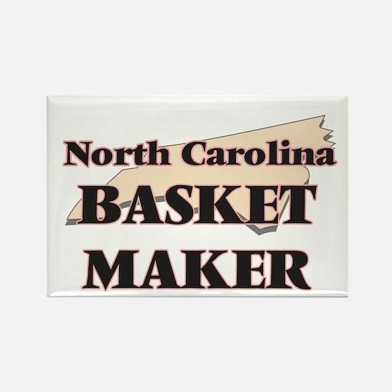 North Carolina Basket Maker Magnets