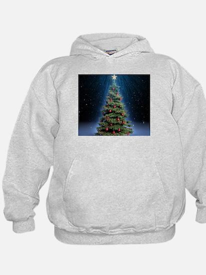 Beautiful Christmas Tree Hoody