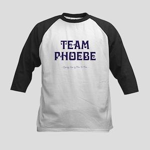 TEAM PHOEBE Baseball Jersey