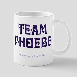 TEAM PHOEBE Mugs