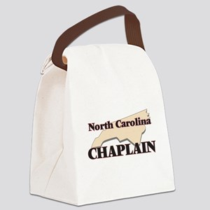 North Carolina Chaplain Canvas Lunch Bag