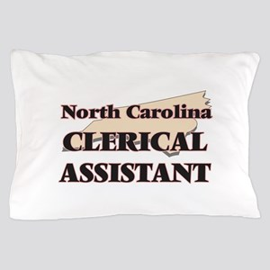 North Carolina Clerical Assistant Pillow Case