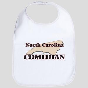 North Carolina Comedian Bib