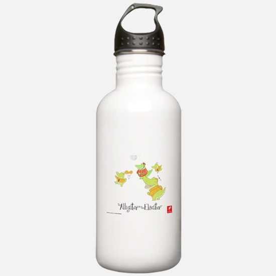 Let's Dance Water Bottle