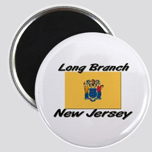 Long Branch New Jersey Magnet