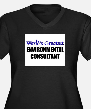 Worlds Greatest ENVIRONMENTAL CONSULTANT Women's P
