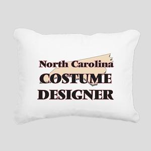 North Carolina Costume D Rectangular Canvas Pillow