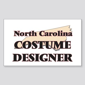 North Carolina Costume Designer Sticker