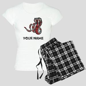 Diamondback Rattle Snake Pajamas