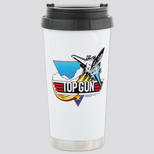 Top Gun - Key Art Stainless Steel Travel Mug
