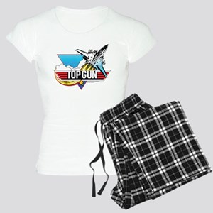 Top Gun - Key Art Women's Light Pajamas