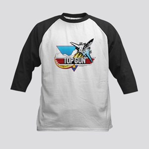 Top Gun - Key Art Kids Baseball Jersey