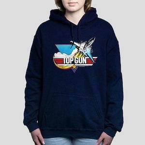 Top Gun - Key Art Women's Hooded Sweatshirt