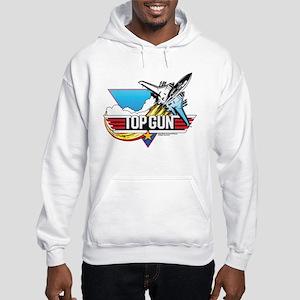 Top Gun - Key Art Hooded Sweatshirt
