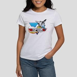Top Gun - Key Art Women's T-Shirt