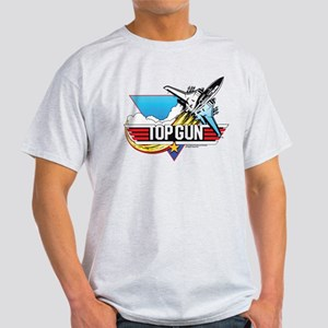 Top Gun - Key Art Light T-Shirt