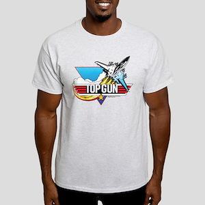 Top Gun - Key Art Light T-Shirt
