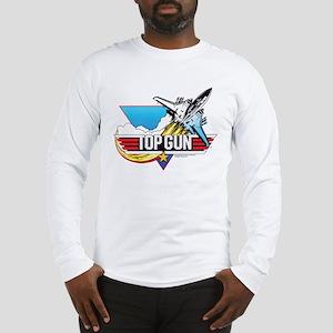 Top Gun - Key Art Long Sleeve T-Shirt