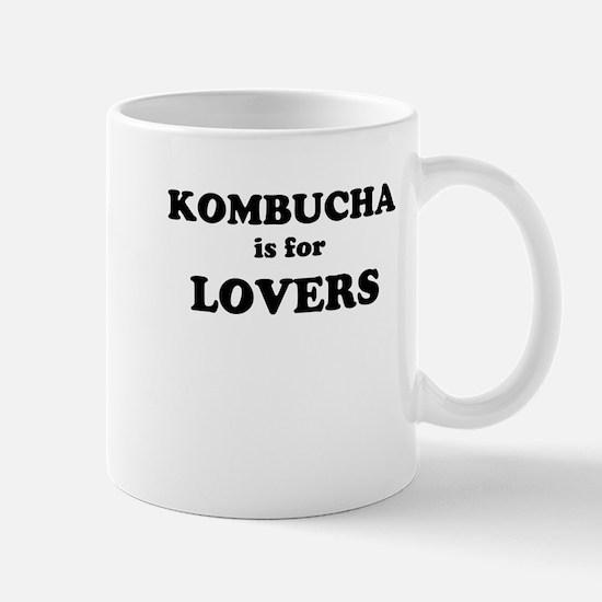 Kombucha is for Lovers Mugs