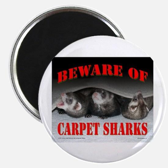 Carpet Shark Magnet