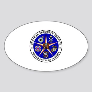 US FEDERAL AGENCY - CIA - CENTRAL SECURITY Sticker