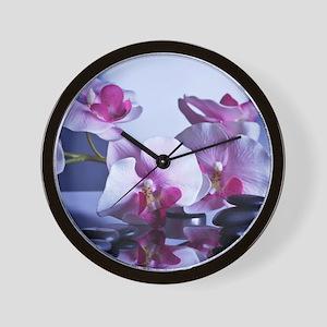 Welness and Inner Balance Wall Clock