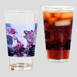 Welness and Inner Balance Drinking Glass