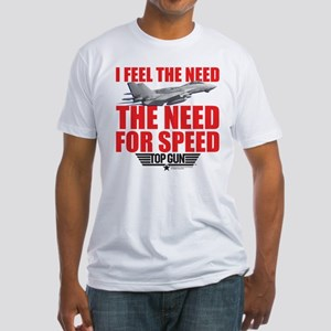 Top Gun - Need for Speed Fitted T-Shirt