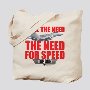 Top Gun - Need for Speed Tote Bag