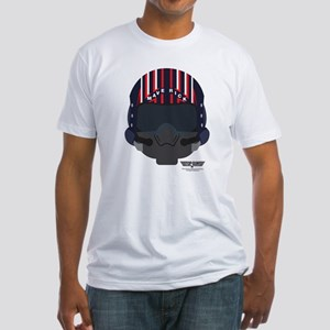 Maverick Helmet Fitted T-Shirt