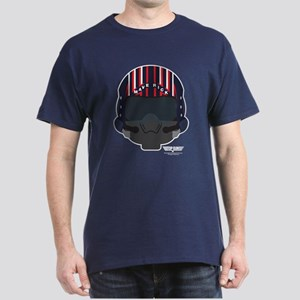 Maverick Helmet Dark T-Shirt
